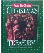 The Family Circle CHRISTMAS TREASURY Book (HC) - $6.98