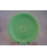 Vintage Fiestaware Original Green Lunch Plate  A - $12.00