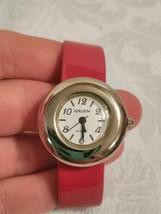 Gruen Women's GR6393 Wristwatch With Red Band - $24.75