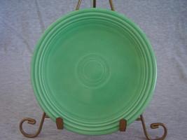 Vintage Fiestaware Original Green Bread Butter ... - $12.00