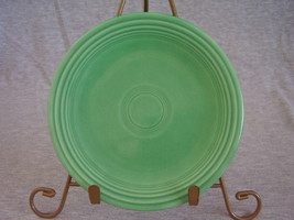 Vintage Fiestaware Original Green Bread Butter Plate  E - $12.00