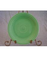 Vintage Fiestaware Original Green Bread Butter Plate  C  - $12.00