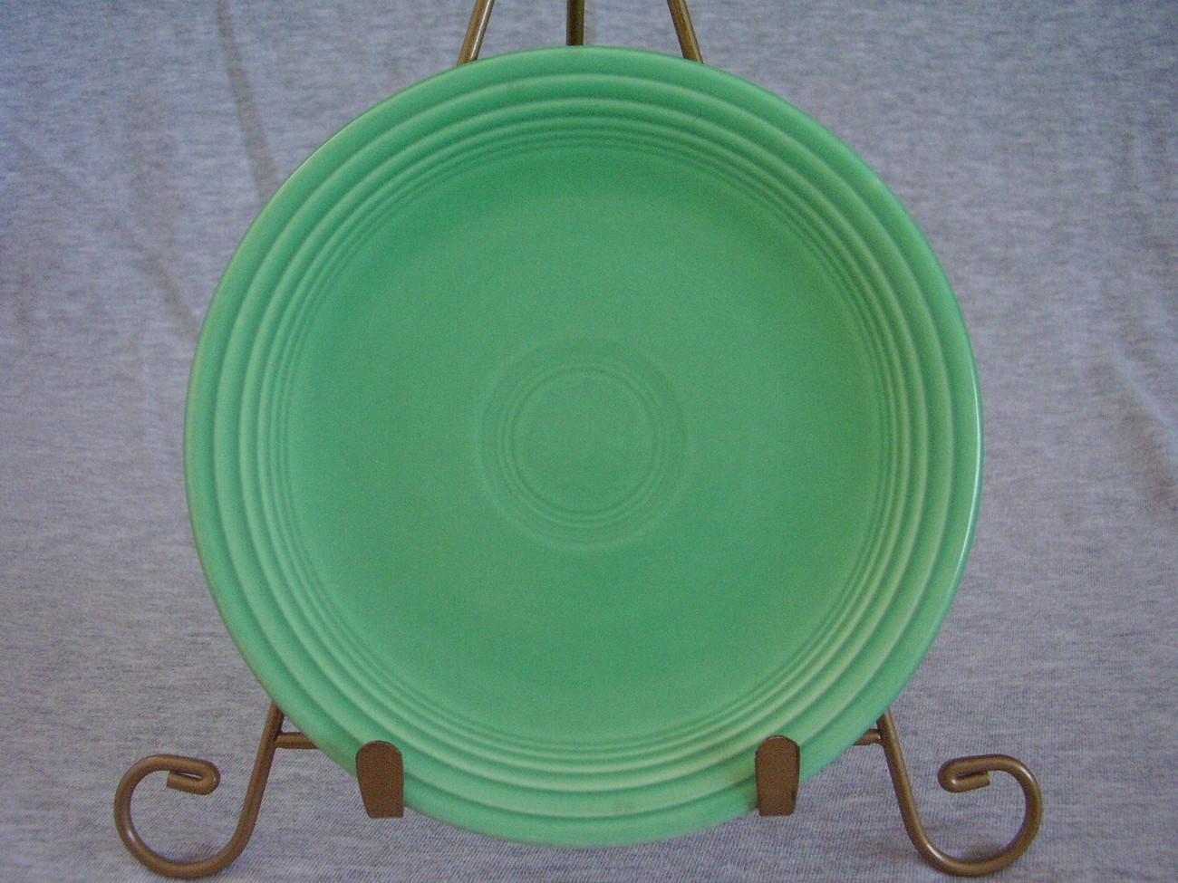 Primary image for Vintage Fiestaware Original Green Bread Butter Plate B