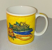 HILO HATTIE Mug / Oahu / Hawaii / 2002 / Coffee Tea me Office 2ND other ... - $13.85