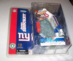 Jeremy Shockey NY/NEW YORK GIANTS NFL series 7 McFarlane football figure... - $14.85