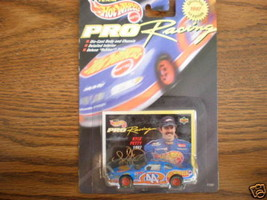 1997 Hot Wheels Pro Racing  of NASCAR Racing Car #44 Driver  - $3.00