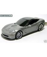 Porte Cle New Chevrolet Corvette C6 ZR1 Gray Gr... - $24.98