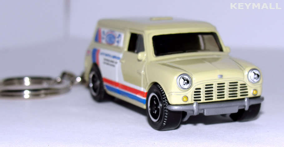 porte cle mini cooper van austin morris leyland keychain new keyrings. Black Bedroom Furniture Sets. Home Design Ideas