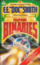 Eclipsing Binaries Family d'Alembert #8 by E.E. Doc Smith Classic Sci-Fi - $3.25