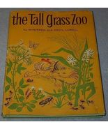 Illustrated Children's Nature Book The Tall Grass Zoo 1961 - $7.95