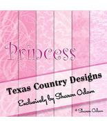 Digital Scrapbooking Paper Pak in Princess Pink - $3.50