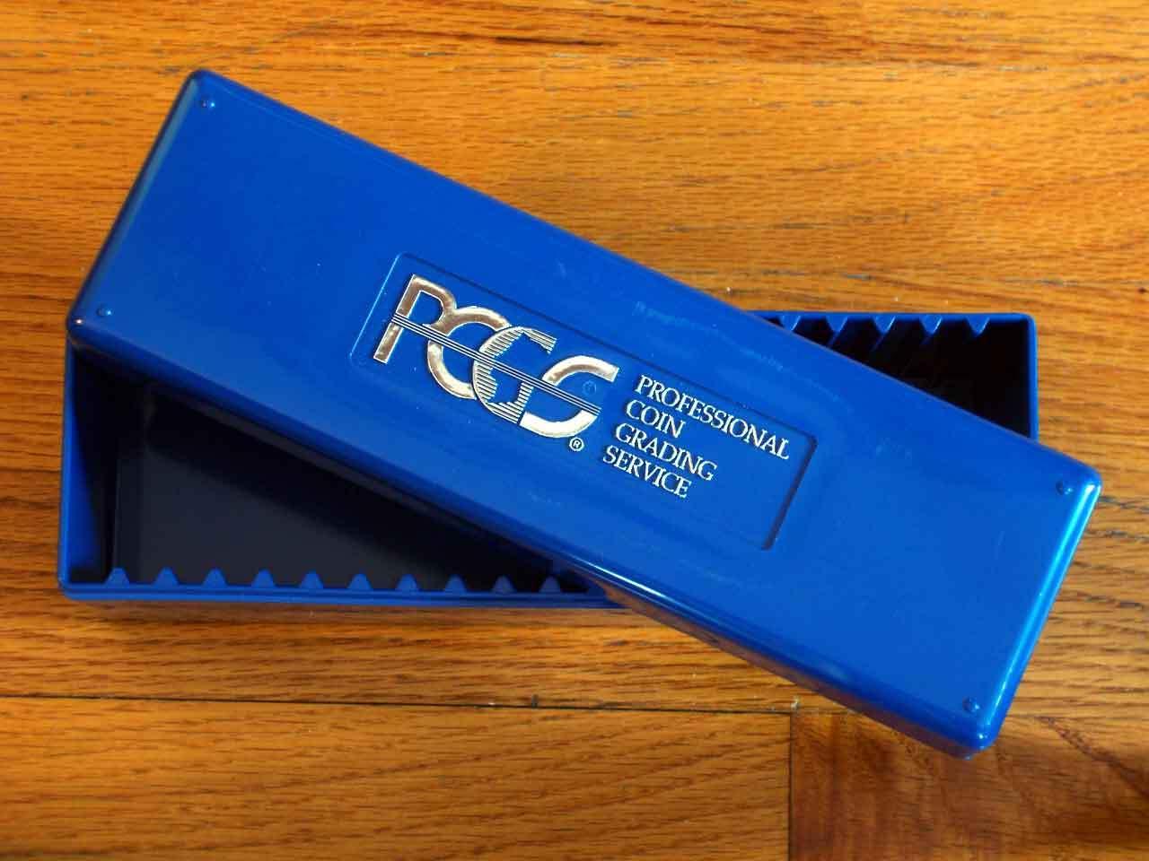 Pcgs 1 box