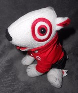 Target Bullseye Dog Plush Stuffed Animal NSHMBA 2007 Hispanic MBAs Edition - $19.77