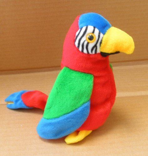 4d3f966e2d7 TY Beanie Babies Jabber the Parrot Stuffed and 50 similar items