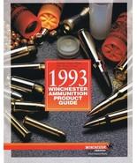 ORIGINAL Vintage 1993 Winchester Ammunition Product Guide Catalog - $18.55