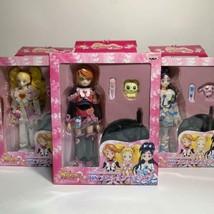 Futari Wa Pretty Cure Precure Max Heart Action Figure Doll 3 Body set New - $169.99