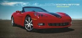 2009 Chevrolet CORVETTE accessories brochure catalog 09 Chevy Z06 ZR1 - $6.00