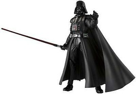S. H. Figuarts Darth Vader Action Figure BANDAI from Japan 15.5cm F/S - $91.53