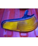 1993-1996 Ford Escort Marker Turn Park Driving Light  Right Side - $15.62