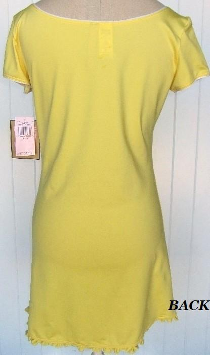 JUICY COUTURE COVER UP DRESS NWT Y20667