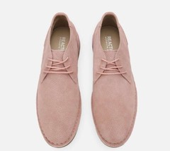 Men's DESERT SUN CHUKKA PERFORATED SUEDE BOOT REACTION KENNETH COLE - $89.95