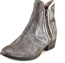 Seychelles  Gold/Black Ankle Boots Womens Boots Size 7 chrome #12 Stripe... - $1.072,95 MXN