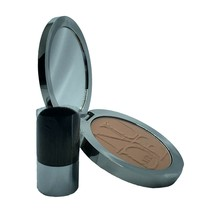 DIORSKIN NUDE AIR TAN POWDER W/KABUKI BRUSH 10G/0.35 OZ 004 SPICY NIB-F0... - $55.94