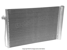 BMW E60 A/C Condenser w/ Receiver Drier NISSENS +1 YEAR WARRANTY - $148.85