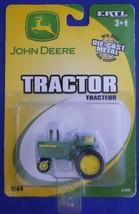 2004 John Deere 1/64 Tractor Die Cast Metal Ertl 37016 Farming Toy - $17.81