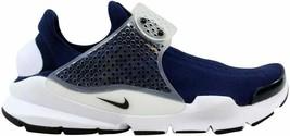 Nike Sock Dart Midnight Navy/Black-Medium Grey 819686-400 Men's Size 9 - $117.00