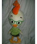 "Disney Store Plush CORE CHICKEN LITTLE 15"" Bean Doll Toy - $3.50"