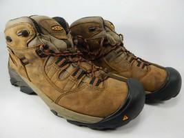 Keen Detroit Mid Top Size 8.5 M (D) EU 41 Men's WP Soft Toe Work Boots 1... - $57.05 CAD