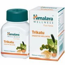Himalaya Wellness Pure Herbs Trikatu Digestive Wellness - 60 Tablet - $11.38