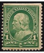 United States 1897-1903 Scott # 279 Mint Hinged - $4.20