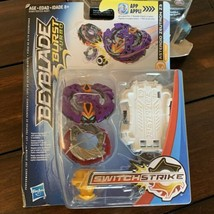 Hasbro Beyblade Burst Turbo Asteroid Zeutron Z3 Switch Strike DR65 TS05 - $14.43