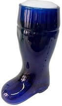 Barraid Beer Boot Glass 650 ml (Blue) - $19.99