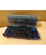 VINTAGE  AVON  THUNDERBIRD'55  NEW IN THE OLD BOX  CLEAN DEEP WOODS AFTE... - $14.99