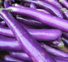 SHIP From US, 50 Seeds Long Purple Eggplant, DIY Healthy Vegetable AM - $24.99