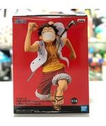Banpresto One Piece Magazine A PIECE OF DREAM Luffy Toys Model Figure Br... - $39.40