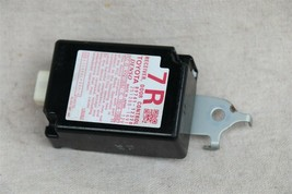 09-13 Toyota Corolla DCR Keyless Entry Door Control Receiver Module 89741-12370