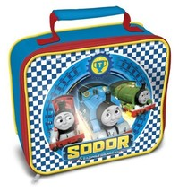 Thomas & Friends Racing Rectangle Lunchbag, Multi - $17.69