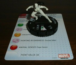 White Tiger 006 Marvel Heroclix Age Of Ultron - $0.99
