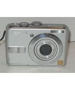 Panasonic LUMIX DMC-LS75 7.2MP Digital Camera - Silver - $35.06