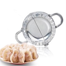 Dumpling Maker Dough Mould Press Wrapper Kitchen Making Stainless Steel ... - $9.99