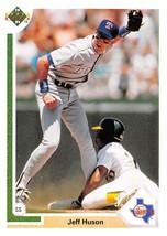 1991 Upper Deck #195 Jeff Huson NM-MT Rangers - $0.99