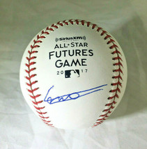 VLADIMIR GUERRERO JR / AUTOGRAPHED 2017 ALL-STAR FUTURES GAME OML BASEBALL / JSA