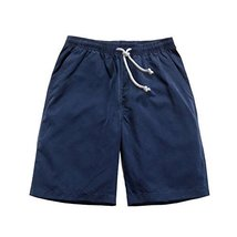 George Jimmy Quick-Drying Pants Men Casual Boardshorts Holiday Loose Beach Short - $16.17