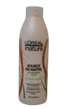 L'Oreal Nature Source Re-Naitre Shampoo 250 ml 8.45 oz - $30.61