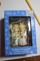 NEW 2008 Presious Moments Gingerbread cookie Ornament figure for Christm... - $10.95