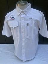 Under Armour All Season Gear Vented Fishing Shirt Lot X 2 University Sou... - $44.54